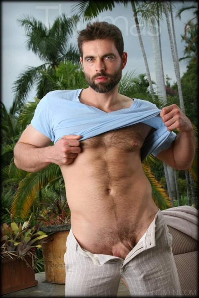 Legend-Men-sexy-bearded-muscle-bodybuilder-Thomas-hairy-chest-ripped-abs thick-dick-low-hanging-balls-001-male-tube-red-tube-gallery-photo