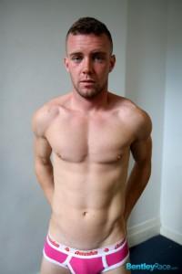 Bentleyrace 24 Year Old Scottish Lad Danny Johnston Stripping Male
