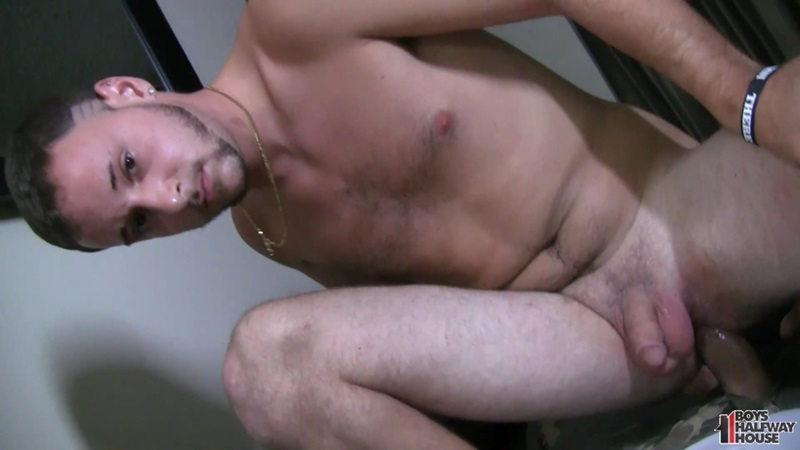 Boyshalfwayhouse-Aaron-good-cocksucker-big-thick-cock-straight-boy-blow-job-fuck-virgin-guy-ass-hole-lube-cum-in-mouth-21-gay-porn-star-sex-video-gallery-photo